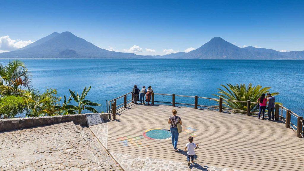 Un gran viaje por los paisajes de Guatemala.