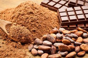 cacao guatemala en barra y polvo