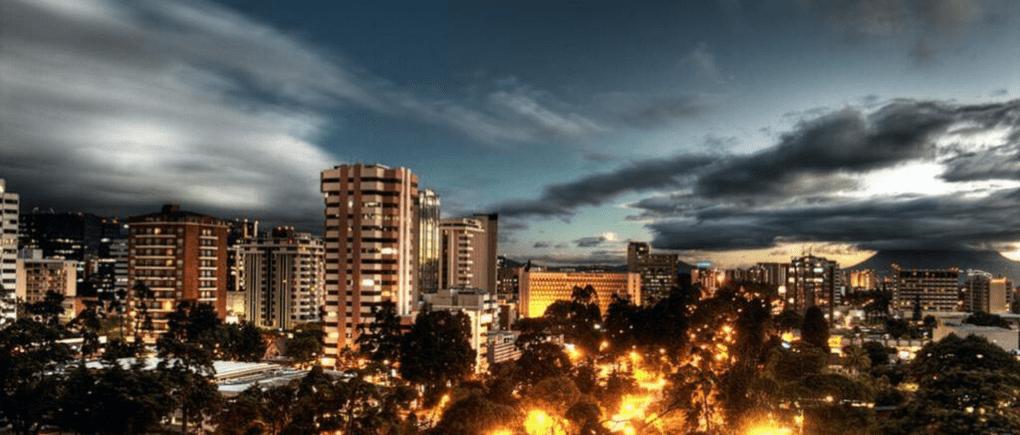 Visita a la ciudad de Guatemala