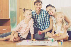 programa Jugamos y aprendemos en Familia