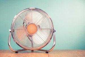 Conoce los tipos de ventiladores en el mercado para elegir el adecuado