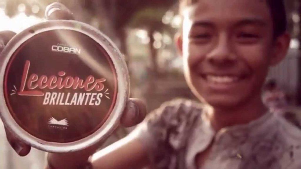 Proyecto lecciones brillantes en Guatemala