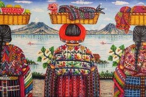 pinturas de Guatemala