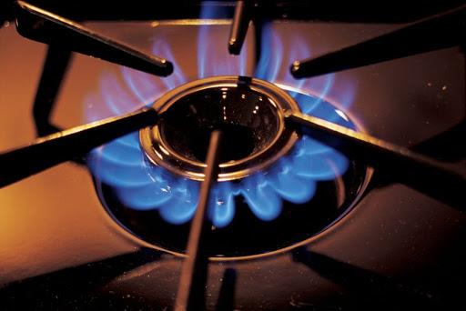 quemador de estufa de gas