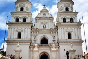 basílica de esquipulas guatemala