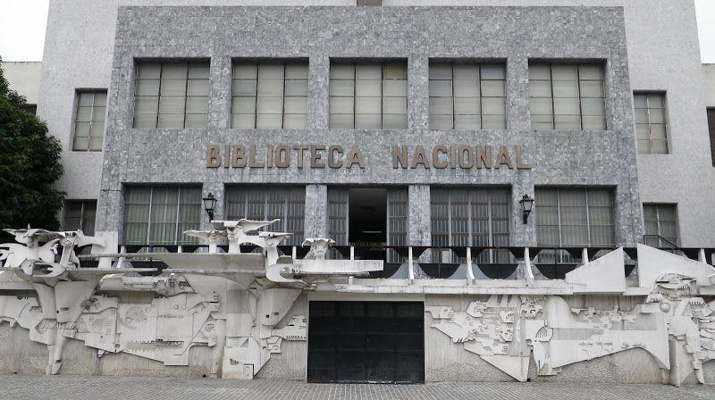 Atracciones de Guatemala: La Biblioteca Nacional