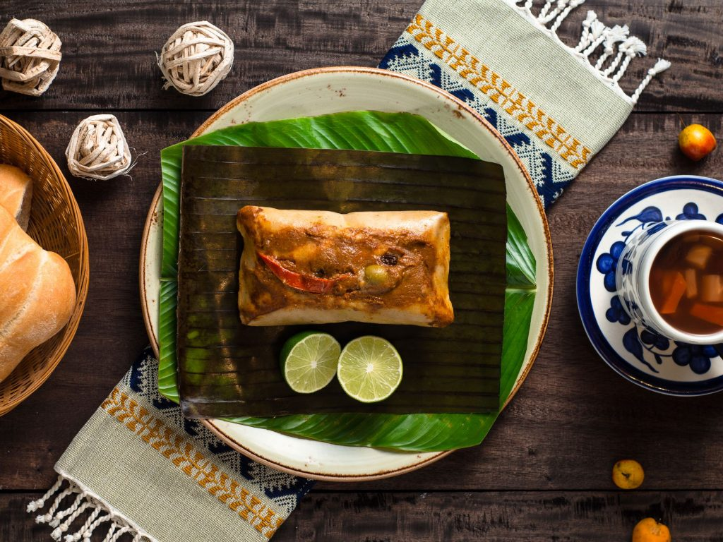 Comida típica de Guatemala