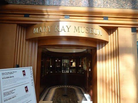 Foto de Youtube DAllas Mary Kay Museum