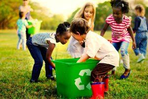 los niños y el medio ambiente